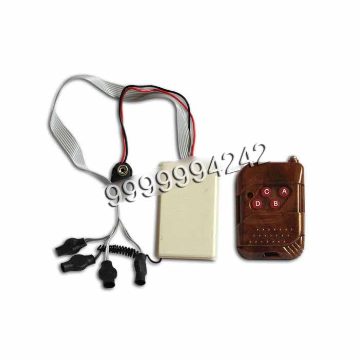 Long Distance Gambling Accessories Magic Remote Wireless Vibrator With Four Shakers