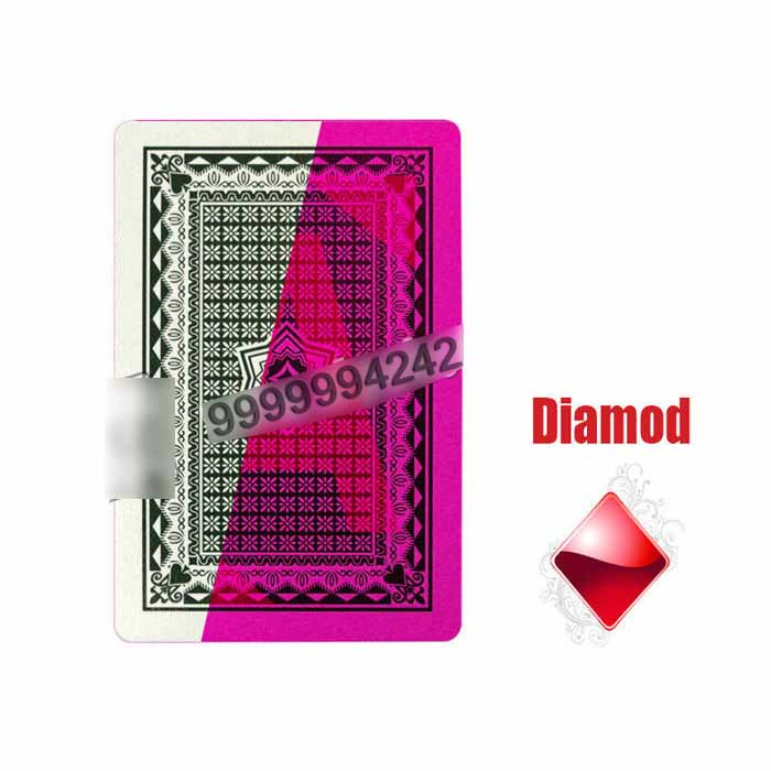 Gambling Bing Wang 2811 Paper Invisible Spy Playing Cards For Poker Cheating