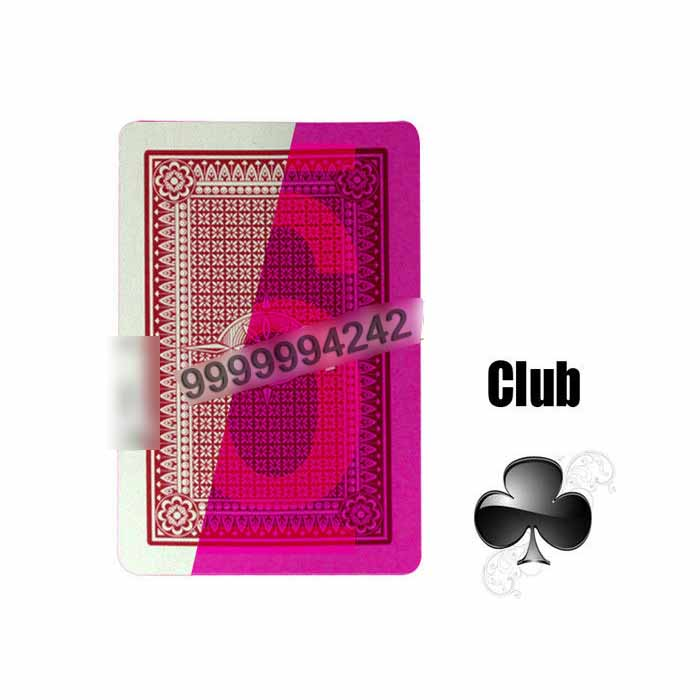 India Dun Huang 737 Invisible Paper Playing Cards Entertainment