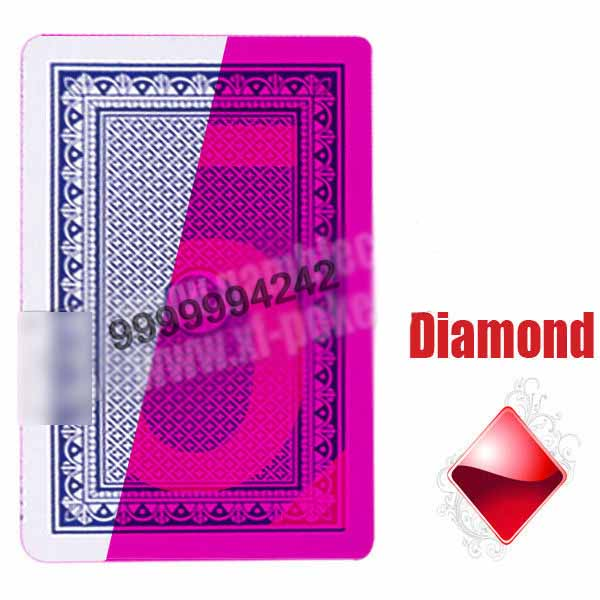 Professional Diao Yu Invisible Paper Cards For Gamble Cheat