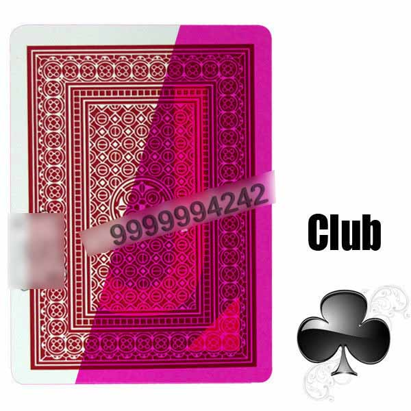 America Aviator Invisible Playing Cards For Private Poker Games