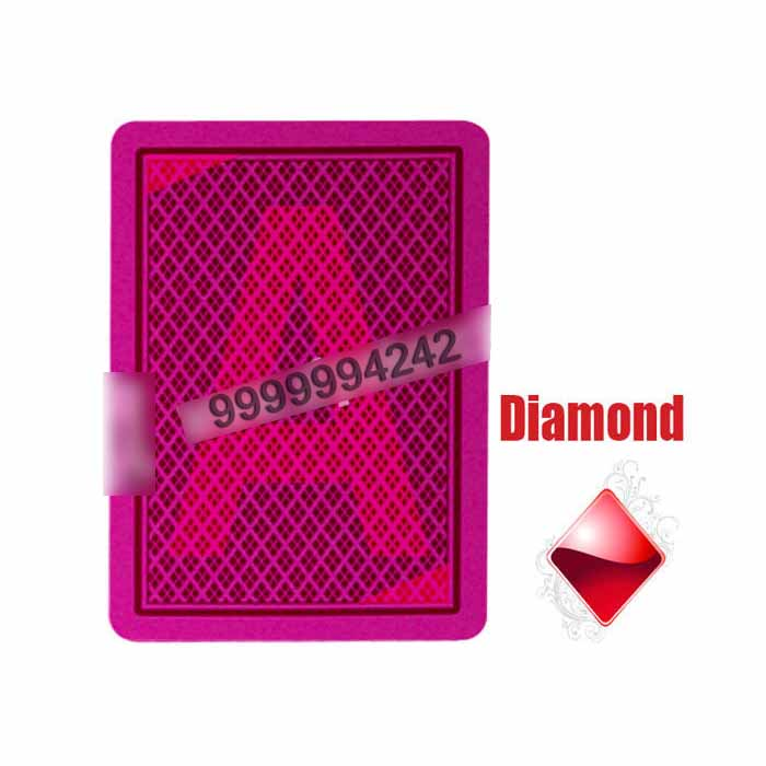 Copag Two Jumbo Plastic Invisible Playing Cards Poker For Gambling Cheat Casino Games
