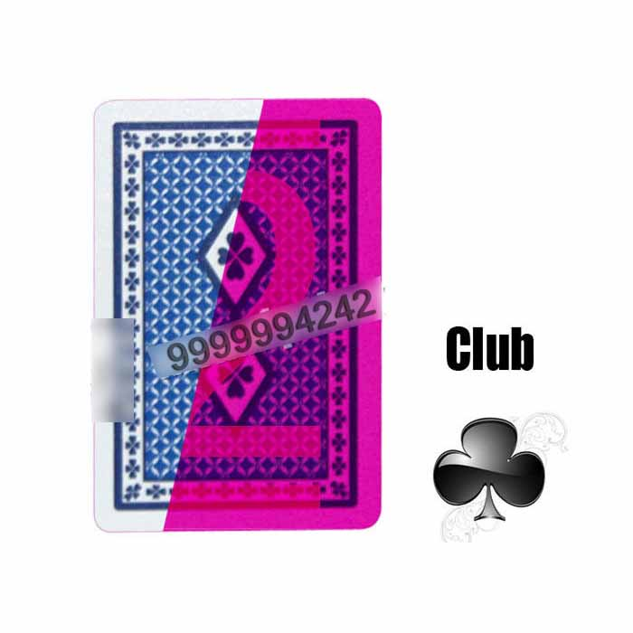 Japan Angel Marked Playing Cards For UV Contact Lenses Gambling Poker Cheat