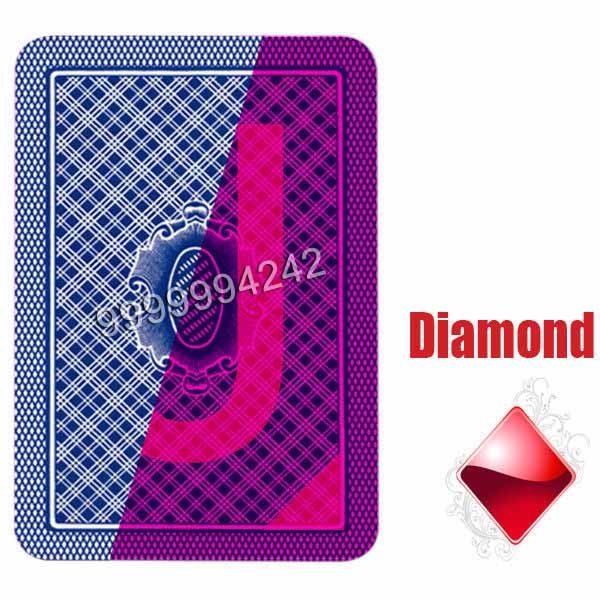 Belote European Poker Tour Invisible Playing Cards Paper For Gambling Cheat