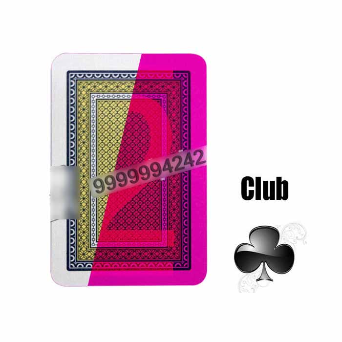 Entertainment Italy Magic Paper NTP Standard Invisible Playing Cards