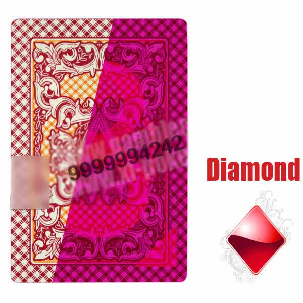 Poland Crown Invisible Playing Cards Paper Karty Do Gry Series