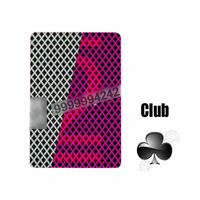 Magic Props Kaptbi Hrpajibhbie Invisible Playing Cards Paper Standard Marked Playing Cards