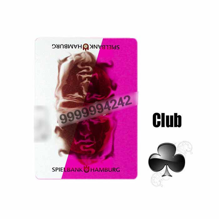 Poker Games Invisible Playing Cards Arrow Paper Playing Marked Cards