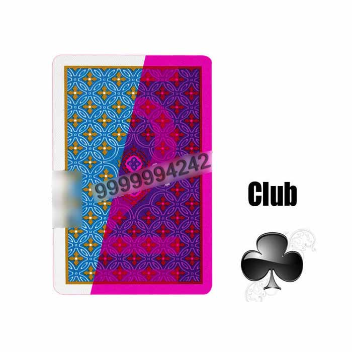 Plastic Invisible Playing Cards cheating Poker Cards For Poker Games Magic Show