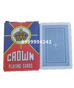 CROWN CHEATING PLAYING CARDS