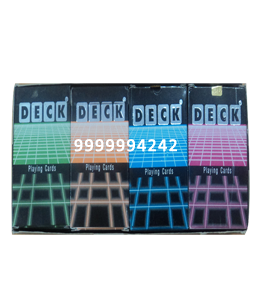 DECK CHEATING PLAYING CARDS