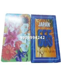 JAPAN CHEATING PLAYING CARDS