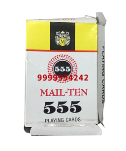 MAIL-TEN CHEATING PLAYING CARDS