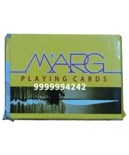 MARG CHEATING PLAYING CARDS