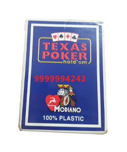 TEXAS POKER CHEATING PLAYING CARDS