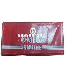 OMEGA CHEATING PLAYING CARDS