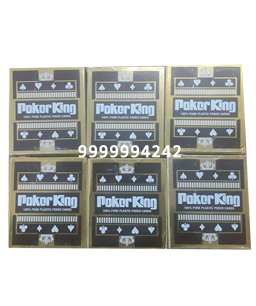 POKER KING CHEATING PLAYING CARDS