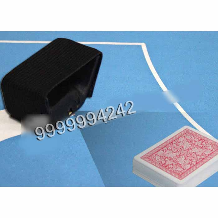 Integral Sleeve Cuff Camera Poker Cheating Tools To See Invisible Playing Cards
