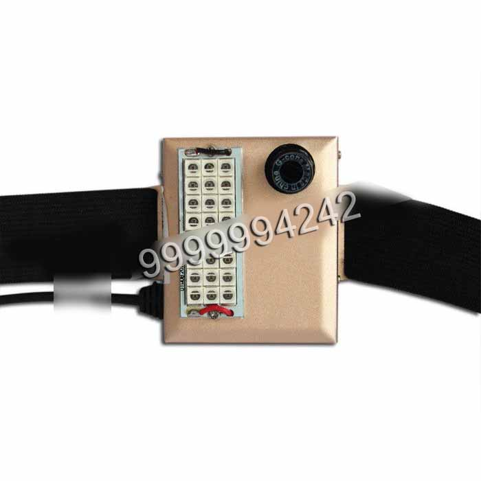 High Speed Auto Sensor Button Camera Poker Scanner With 24 Infrared Light Work